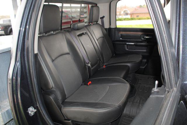 2014 Ram 3500 Laramie Crew Cab 4x4 - NAV - FLATBED/HAULER! Mooresville , NC 11