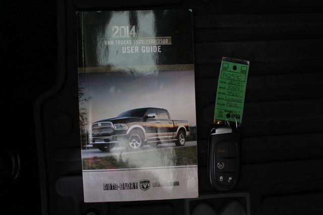 2014 Ram 3500 Laramie Crew Cab 4x4 - NAV - FLATBED/HAULER! Mooresville , NC 17