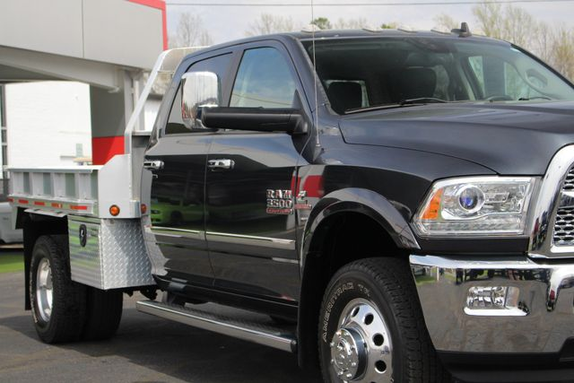 2014 Ram 3500 Laramie Crew Cab 4x4 - NAV - FLATBED/HAULER! Mooresville , NC 23