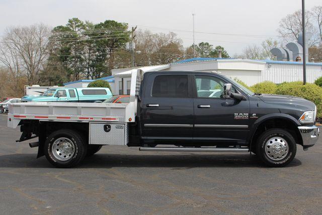 2014 Ram 3500 Laramie Crew Cab 4x4 - NAV - FLATBED/HAULER! Mooresville , NC 13
