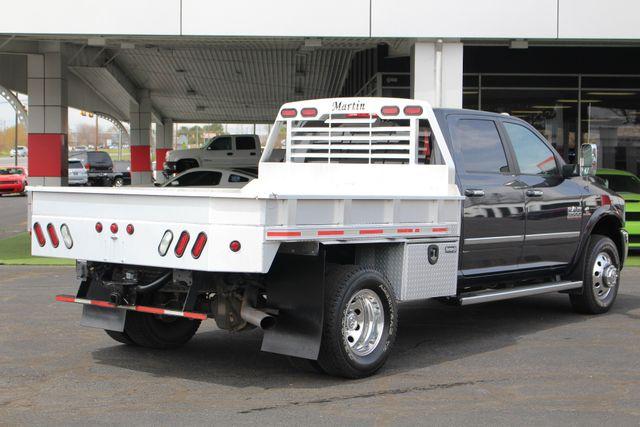 2014 Ram 3500 Laramie Crew Cab 4x4 - NAV - FLATBED/HAULER! Mooresville , NC 25