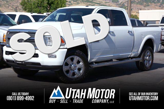 2014 Ram 3500 Laramie Limited | Orem, Utah | Utah Motor Company in  Utah