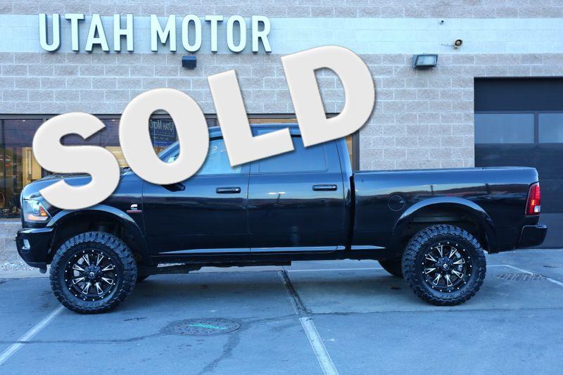 2014 Ram 3500 Laramie   Orem, Utah   Utah Motor Company in Orem Utah