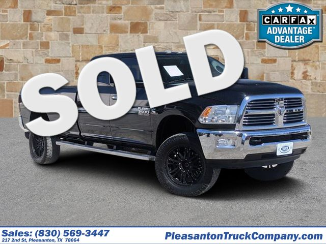 2014 Ram 3500 in Pleasanton TX