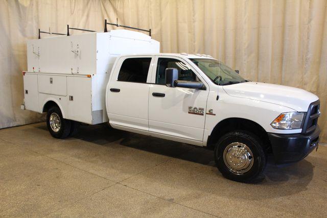2014 Ram 3500 Tradesman Utlity Box 4x4 Diesel