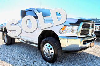2014 Ram 3500 DRW Tradesman Regular Cab 4x4 6.7L Cummins Diesel Auto Sealy, Texas