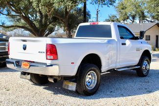 2014 Ram 3500 DRW Tradesman Regular Cab 4x4 6.7L Cummins Diesel Auto Sealy, Texas 11