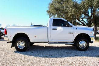 2014 Ram 3500 DRW Tradesman Regular Cab 4x4 6.7L Cummins Diesel Auto Sealy, Texas 12