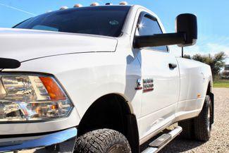 2014 Ram 3500 DRW Tradesman Regular Cab 4x4 6.7L Cummins Diesel Auto Sealy, Texas 4
