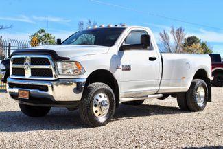 2014 Ram 3500 DRW Tradesman Regular Cab 4x4 6.7L Cummins Diesel Auto Sealy, Texas 5