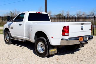 2014 Ram 3500 DRW Tradesman Regular Cab 4x4 6.7L Cummins Diesel Auto Sealy, Texas 7
