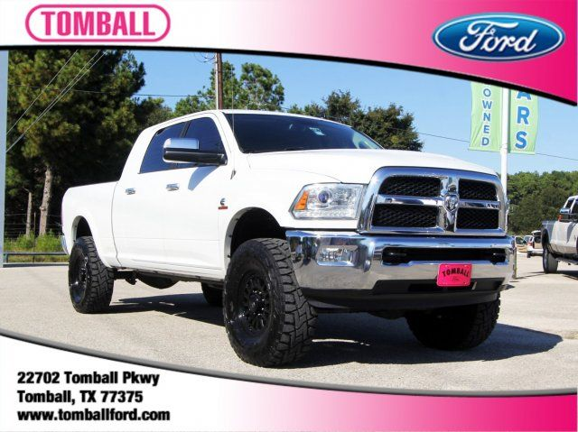 2014 Ram 3500 Longhorn in Tomball, TX 77375