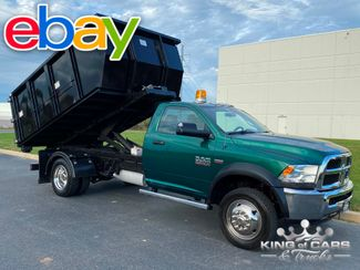 2014 Ram 5500 4x4 Rcab Switch N GO DUMP /DUMPSTER ONLY 63K MILES RARE in Woodbury, New Jersey 08093