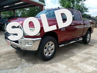 2014 Ram Crew Cab 4x4 2500 Big Horn Houston, Mississippi