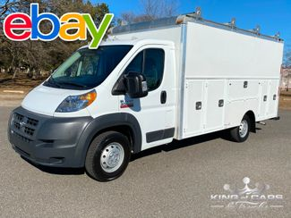 2014 Ram Promaster 3500 EXT WALK-IN SERVICE UTILITY BODY STEP VAN LOW MILES in Woodbury, New Jersey 08093