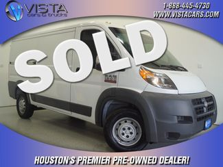 2014 Ram ProMaster Cargo Van 1500 136 WB  city Texas  Vista Cars and Trucks  in Houston, Texas
