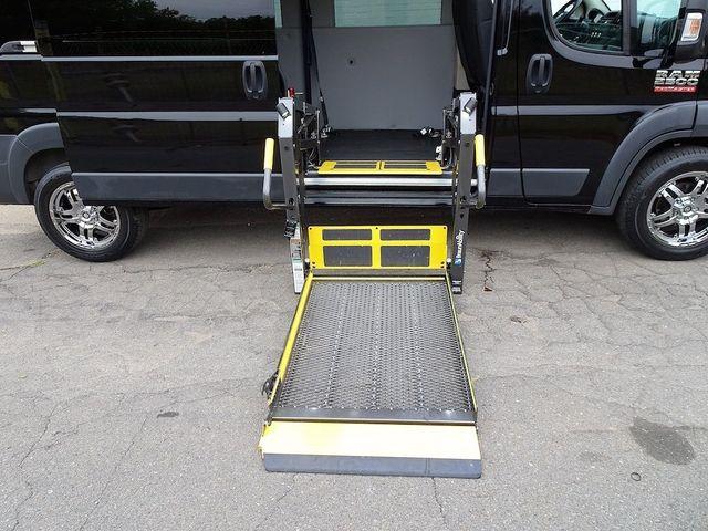 2014 Ram ProMaster Cargo Van High Roof Madison, NC 25