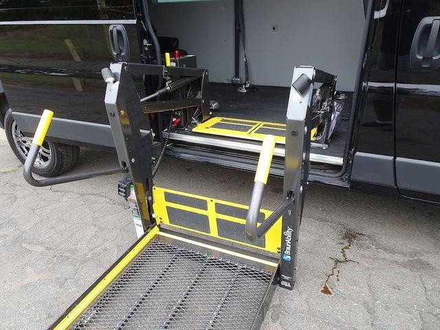 2014 Ram ProMaster Cargo Van High Roof Madison, NC 27