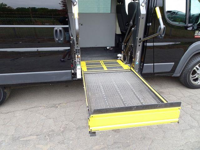 2014 Ram ProMaster Cargo Van High Roof Madison, NC 30