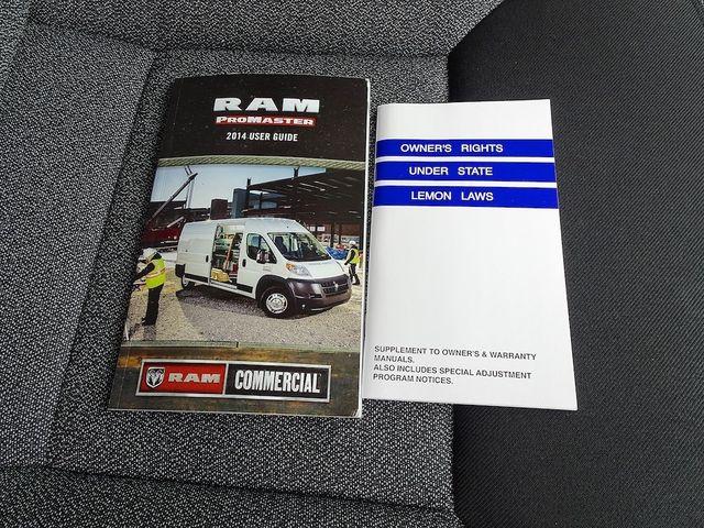 2014 Ram ProMaster Cargo Van High Roof Madison, NC 40