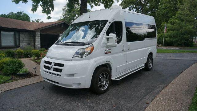 2014 Ram ProMaster Cargo Van SHERROD CONVERSION in Valley Park, Missouri 63088