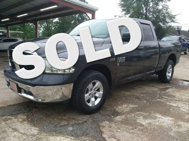 2014 Ram Quad Cab 4x4 1500 Tradesman Houston, Mississippi
