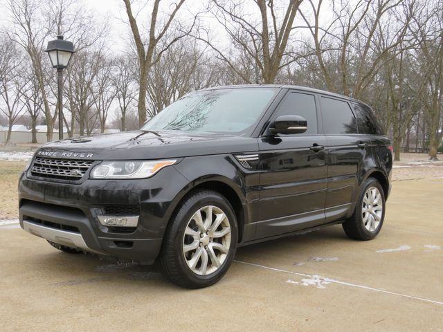 2014 Range Rover Sport Supercharged HSE 4WD