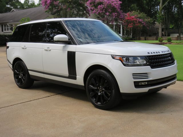 2014 Range Rover Supercharged