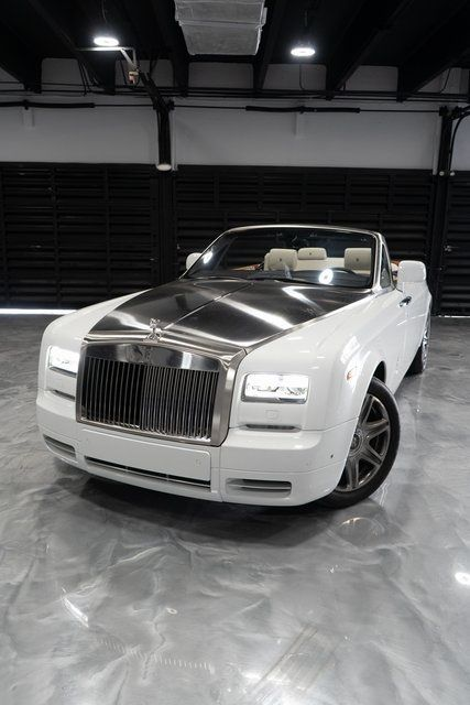 2014 Rolls-Royce Phantom Drophead Coupe 6.75l v12