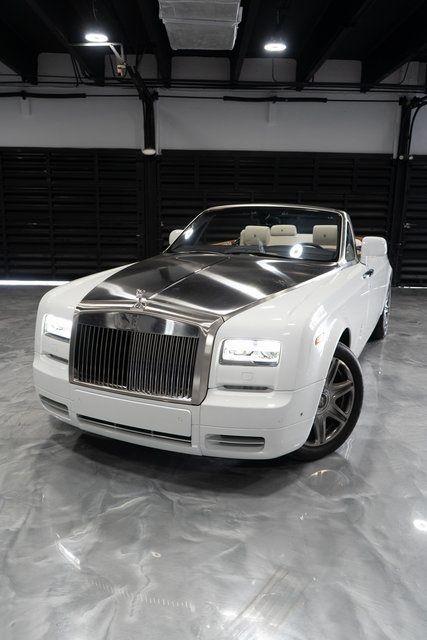 2014 Rolls-Royce Phantom Drophead Coupe 6.75l v12