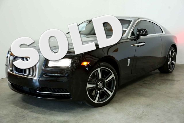 2014 Rolls-Royce Wraith Houston, Texas 0