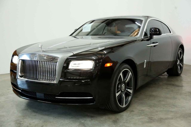 2014 Rolls-Royce Wraith Houston, Texas 3