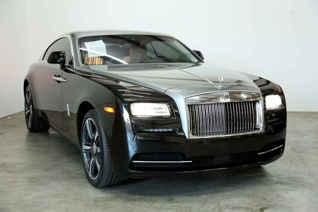 2014 Rolls-Royce Wraith Houston, Texas 1