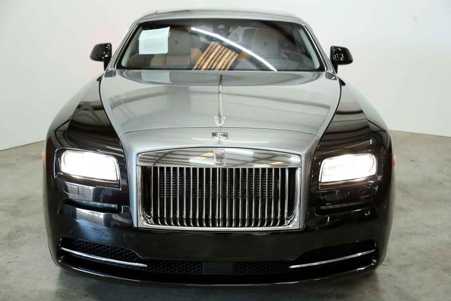 2014 Rolls-Royce Wraith Houston, Texas 4