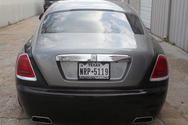 2014 Rolls-Royce Wraith Star Light Houston, Texas 12