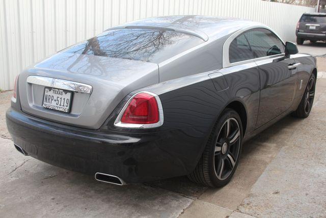 2014 Rolls-Royce Wraith Star Light Houston, Texas 13