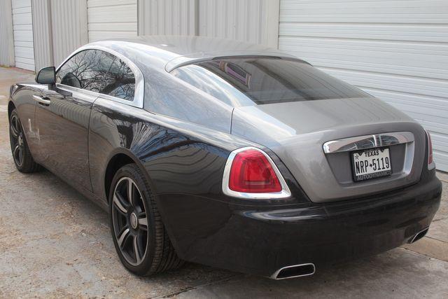 2014 Rolls-Royce Wraith Star Light Houston, Texas 15