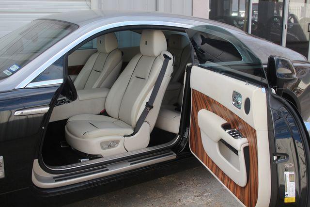 2014 Rolls-Royce Wraith Star Light Houston, Texas 18
