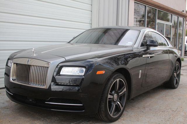 2014 Rolls-Royce Wraith Star Light Houston, Texas 1