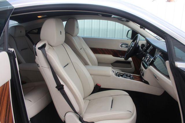 2014 Rolls-Royce Wraith Star Light Houston, Texas 25