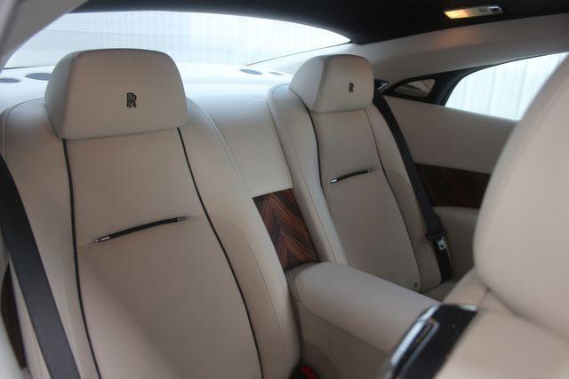 2014 Rolls-Royce Wraith Star Light Houston, Texas 26