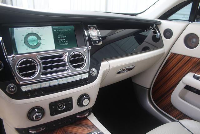 2014 Rolls-Royce Wraith Star Light Houston, Texas 30