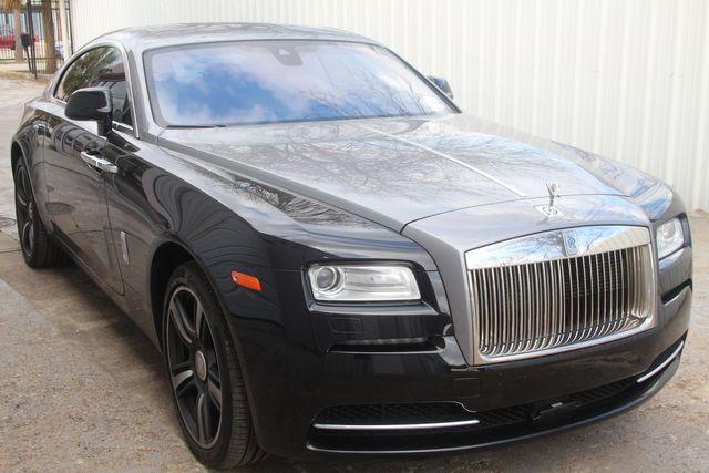 2014 Rolls-Royce Wraith Star Light Houston, Texas 5