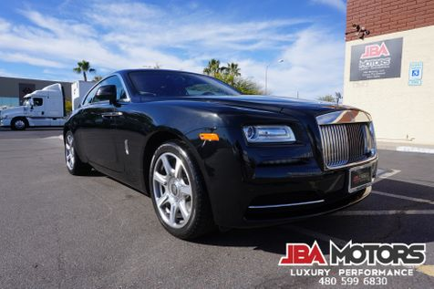 2014 Rolls-Royce Wraith Coupe ~ $318K MSRP ~ CANADEL WOOD ~ SURROUND CAM | MESA, AZ | JBA MOTORS in MESA, AZ