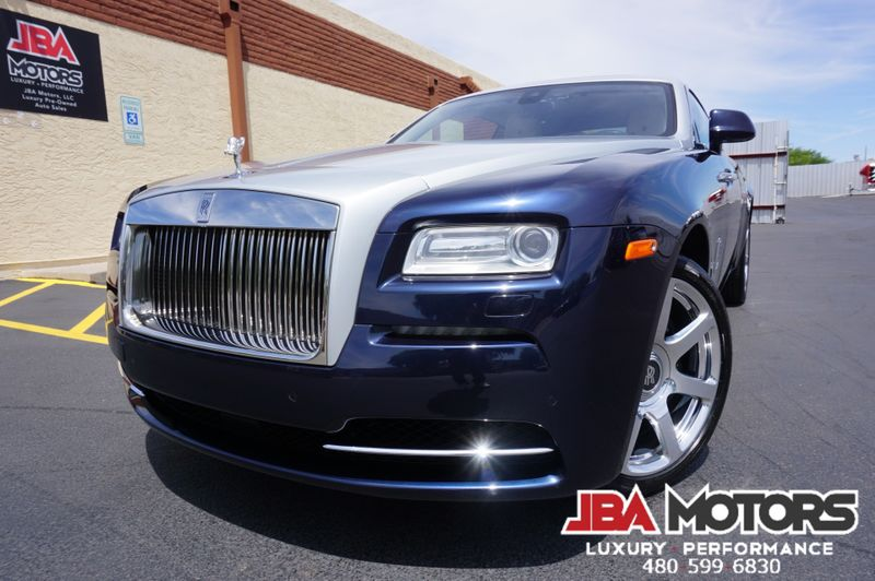 2014 Rolls-Royce Wraith Coupe ~ Wraith Package ~ $353k MSRP   MESA, AZ   JBA MOTORS in MESA AZ