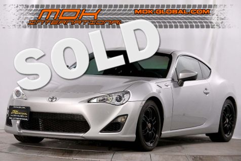 2014 Scion FR-S - Manual - Tein Coiloevers - HKS exhaust -  in Los Angeles