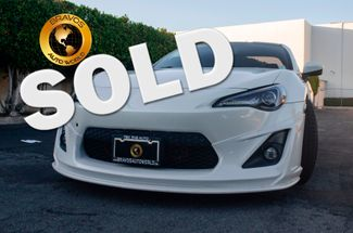 2014 Scion FR-S in cathedral city, California