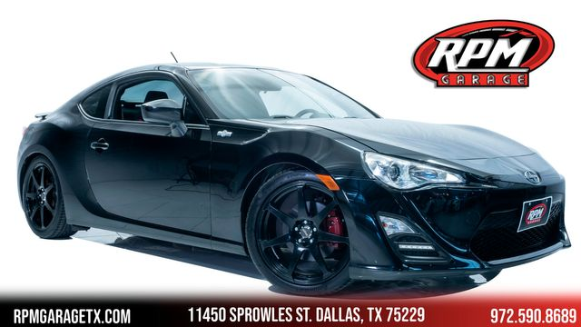 2014 Scion FR-S with Upgrades