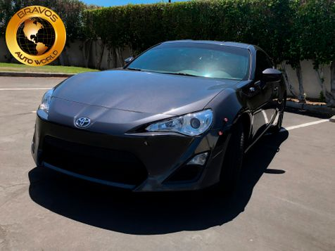 2016 Scion FR-S 6spd in cathedral city