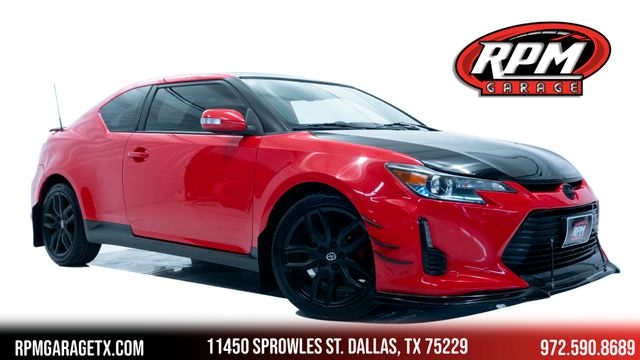 2014 Scion tC with Many Upgrades